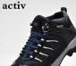 韩版 原单正品 专柜 ACTIV 男款登山鞋、徙步