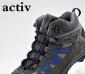 韩版 百年难遇 韩国原单ACTIV 男款登山鞋、